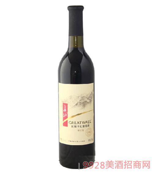 长城清爽干红葡萄酒