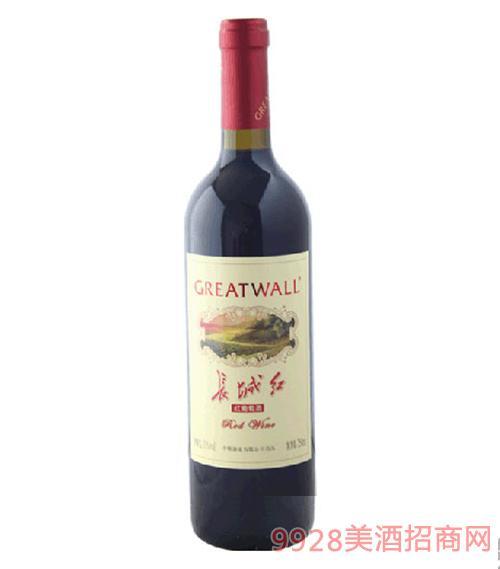 长城红葡萄酒干红葡萄酒
