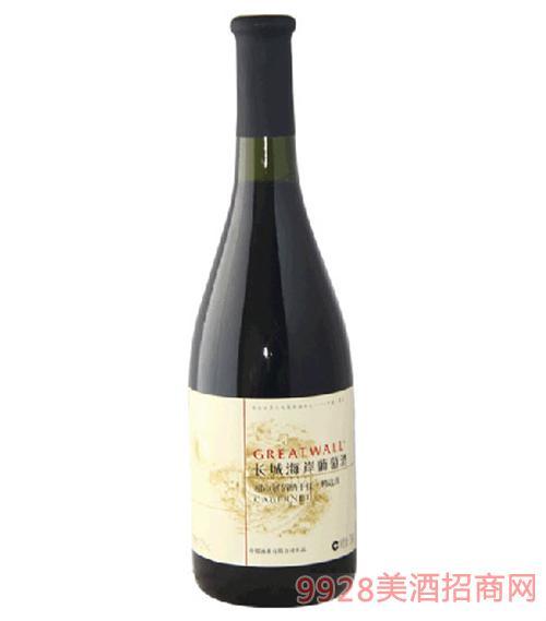 长城超市解百纳干红葡萄酒