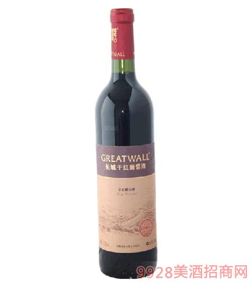长城宝石解百纳干红葡萄酒