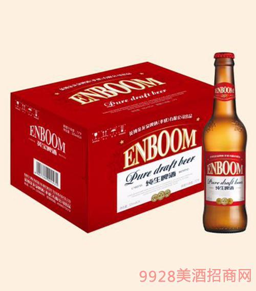英宝纯生啤酒-325ml