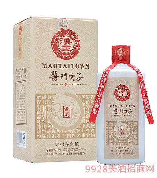 汉王酱门之子·玄武酒