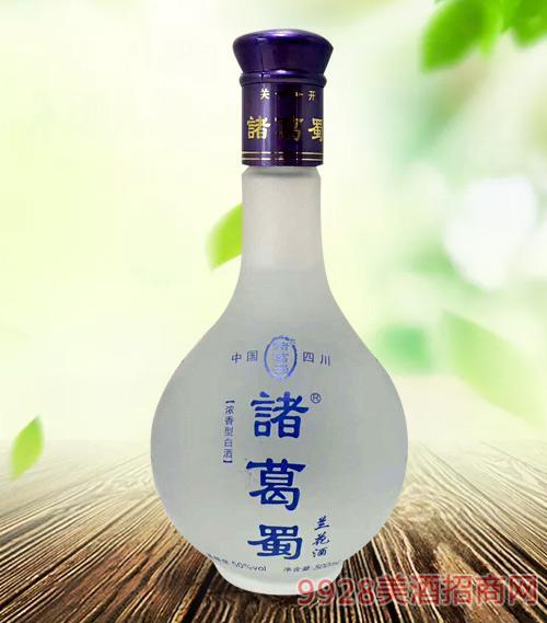 诸葛蜀兰花酒50度500ml
