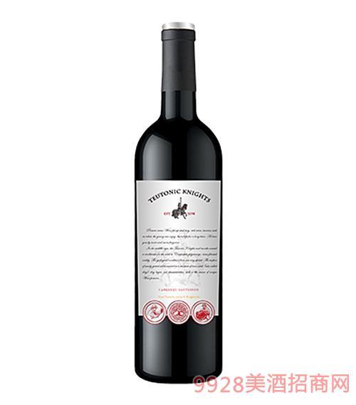 法国·条顿骑士葡萄酒
