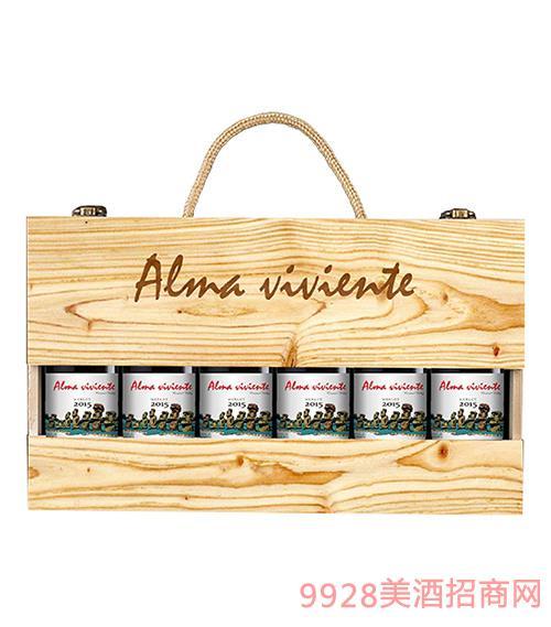 智利·复活岛葡萄酒-小酒礼盒