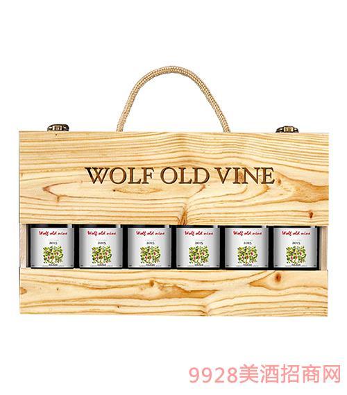 澳洲·禾富老藤葡萄酒-小酒礼盒