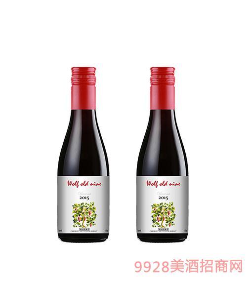 澳洲·禾富老藤葡萄酒-小酒