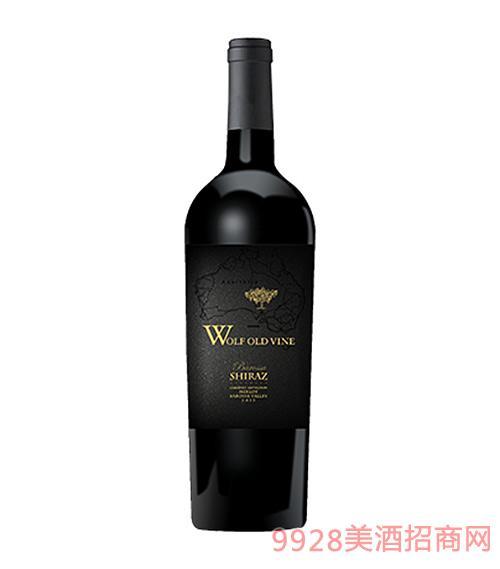 澳洲·禾富老藤葡萄酒