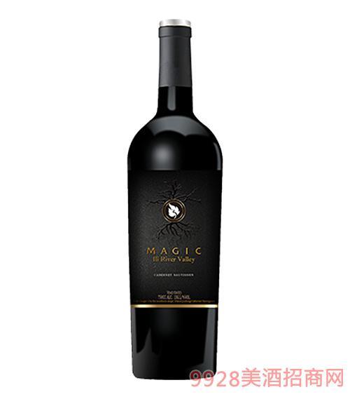 迈极客干红葡萄酒
