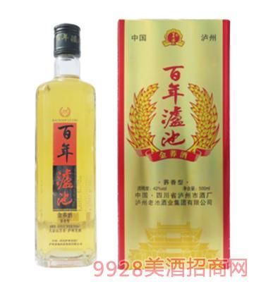 百年泸池金荞酒