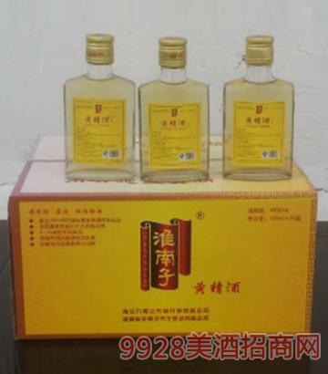 金色盒黄精酒35度500ml