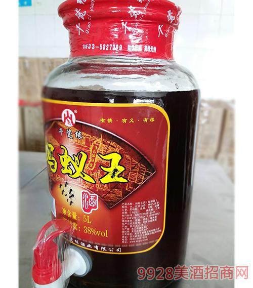 千瓷缘蚂蚁王酒38度5L
