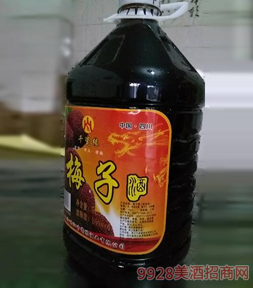 千瓷緣梅子酒16度