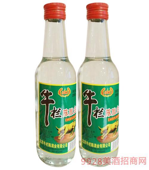 土郎中牛栏陈酿白酒42度250ml