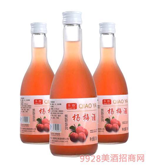 嘉善秾庄荞雅杨梅酒355ml