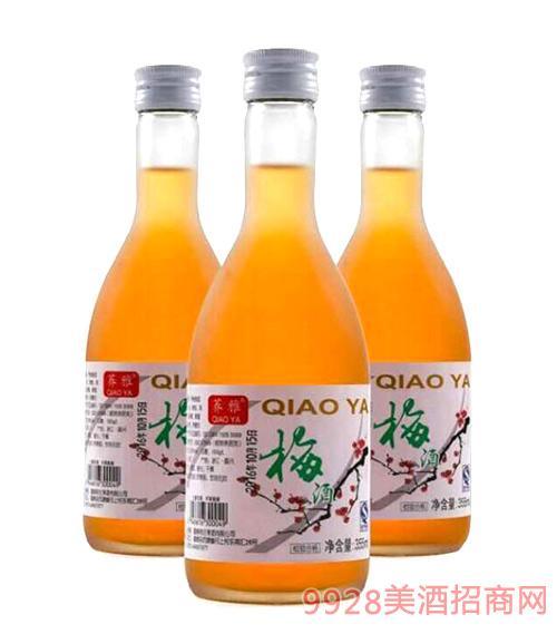嘉善秾庄荞雅青梅酒355ml