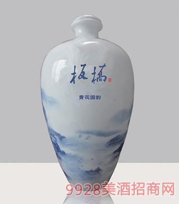 板桥酒青花国韵