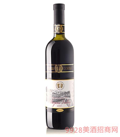 格鲁吉亚阿拉扎尼河谷半甜葡萄酒(珍藏版)
