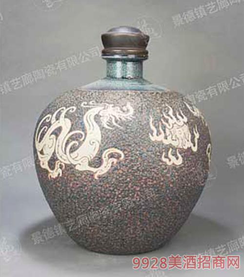 陶瓷酒瓶DZ0005