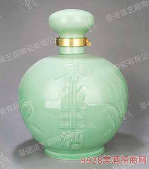 陶瓷酒瓶DZ0007