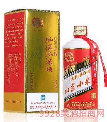 山东小米酒佳酿52度500ml