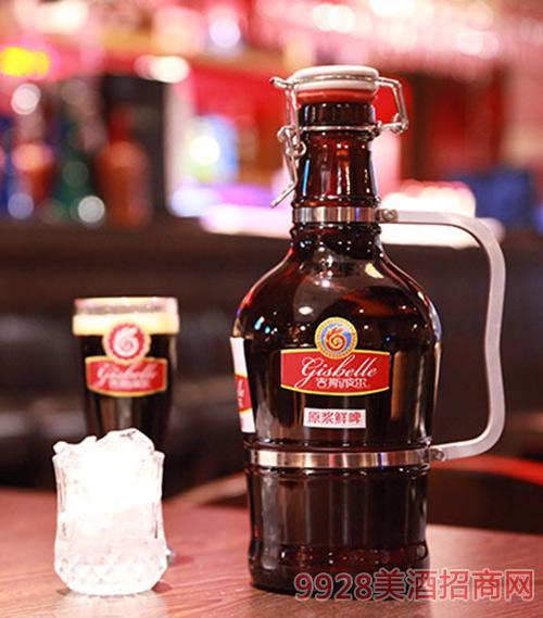 吉斯波尔原浆鲜啤酒