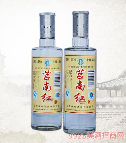 莒南红酒35度480ml