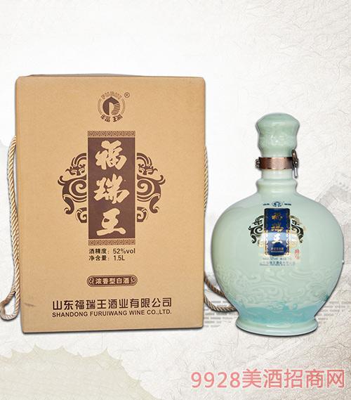 福瑞原酒52度1.5L