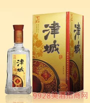 津城酒五粮醇香38度