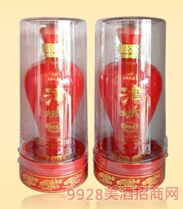 津城酒红色经典
