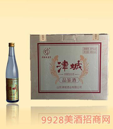 津城酒品鉴酒