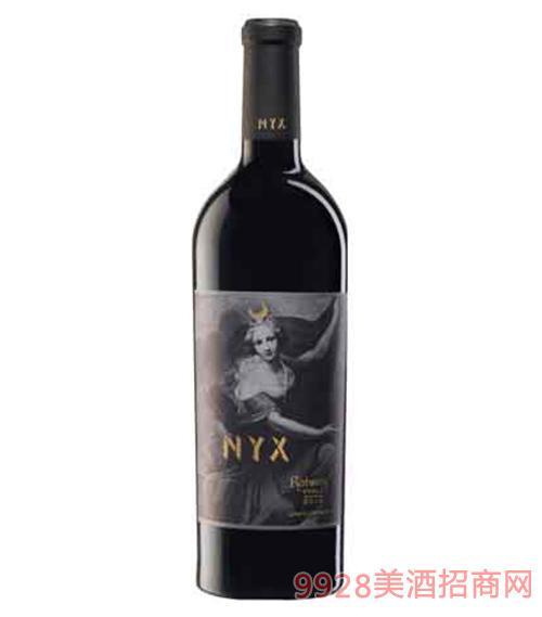 暗黑女神精品红葡萄酒