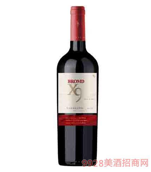 博美度佳美娜红葡萄酒