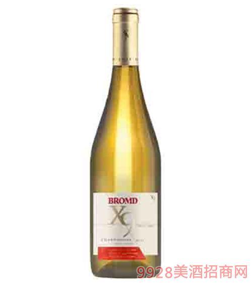 博美度霞多丽白葡萄酒