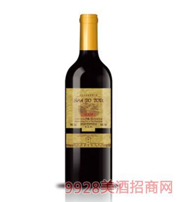 沙坡�^�f�@蛇��珠干�t葡萄酒2010