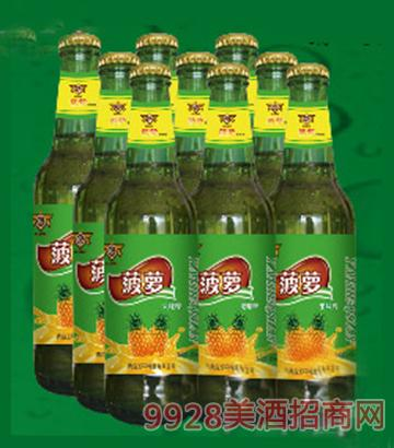 菠萝啤_招商产品_青岛五环啤酒有限公司-中国美酒招商