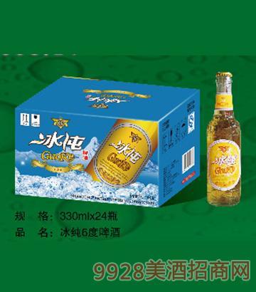 国科冰纯6度啤酒