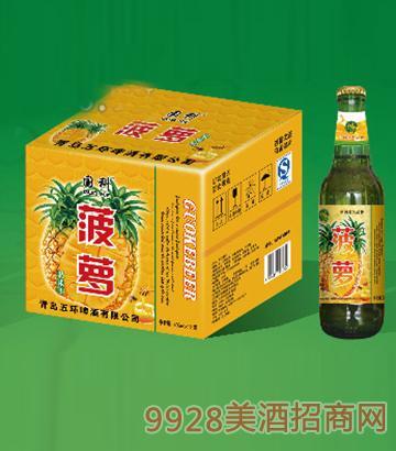 国科菠萝啤瓶装