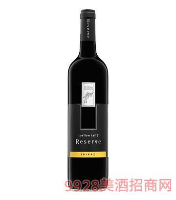 黄尾袋鼠珍藏西拉干红葡萄酒