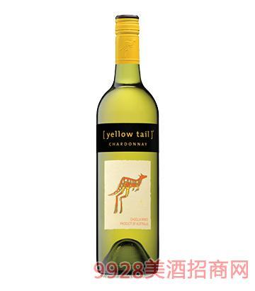 黄尾袋鼠霞多丽干白葡萄酒13.5度750ml