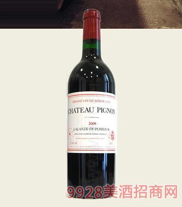 巴农城堡红葡萄酒13.5度750ml