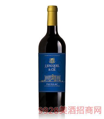 捷杰希波亚克干红葡萄酒