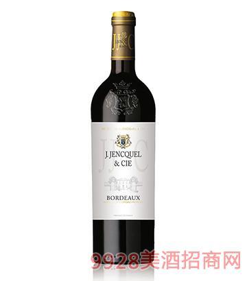 捷杰希波尔多干红葡萄酒