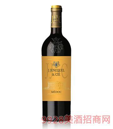 捷杰希梅多克干红葡萄酒