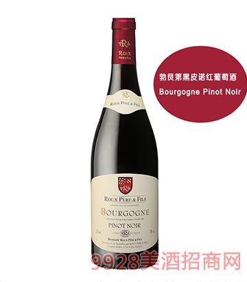 胡氏父子酒庄勃艮第黑皮诺红葡萄酒