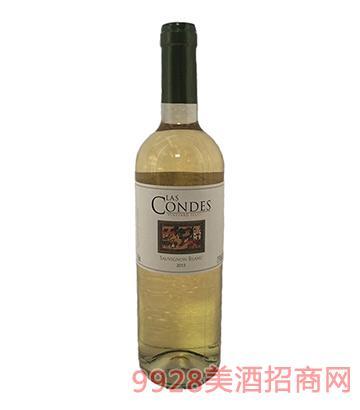 拉斯康得酒庄长相思干白葡萄酒