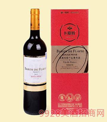 法威珍酿干红葡萄酒