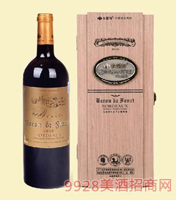 法威波尔多干红葡萄酒