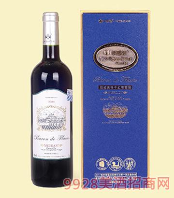 法威美洛干红葡萄酒