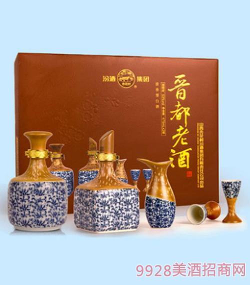 汾酒集团晋都老酒-清香型